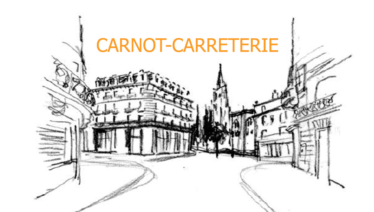 Axe Carnot-Carreterie